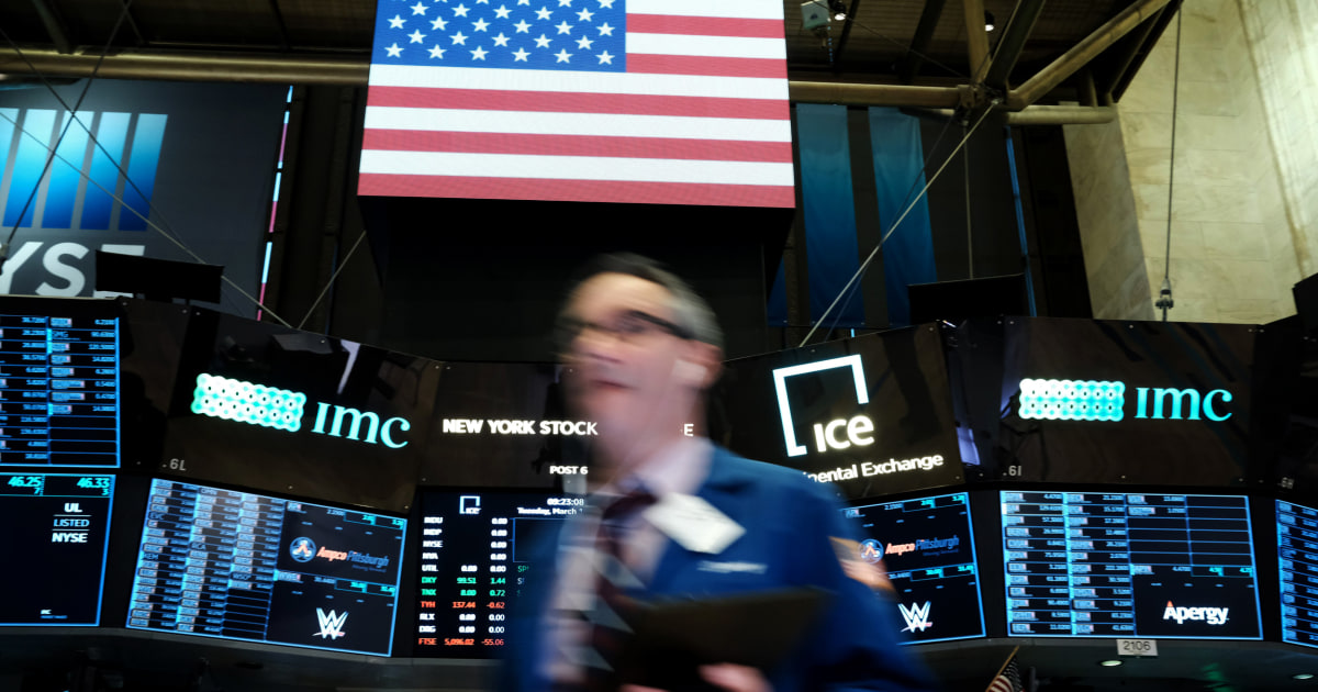 New York Stock Exchange closes trading floor, will operate electronically