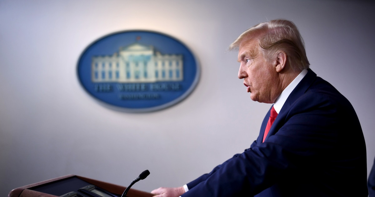 Trump to suspend evictions, authorizes Defense Production Act to mobilize businesses to aid coronavirus response