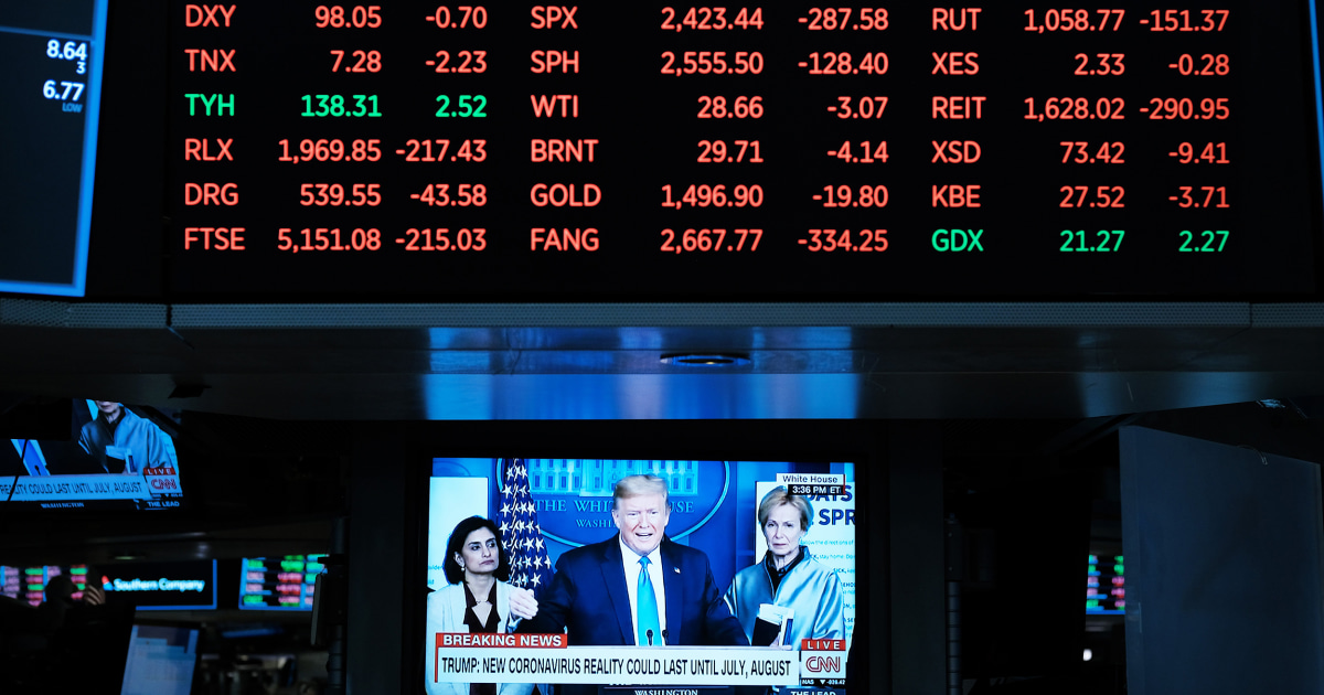 Die Wirtschaft ist in kritischen Gefahr. Dieser plan könnte es speichern.