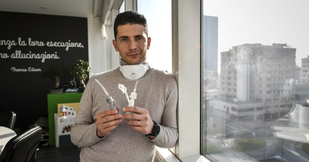 'Παγκόσμιο hackathon': τα Νοσοκομεία σειρά του να crowdsourcing και 3D εκτύπωση ανάμεσα ελλείψεις στον εξοπλισμό