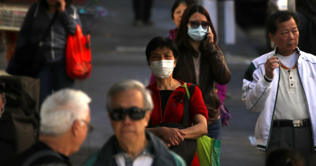 Nonprofit-Organisationen, die launch-Website für asiatische Amerikaner zu berichten coronavirus-bedingten Rassismus