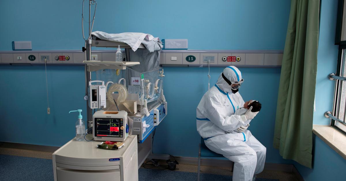 US-axed CDC-Experte job in China Monate vor Ausbruch coronavirus