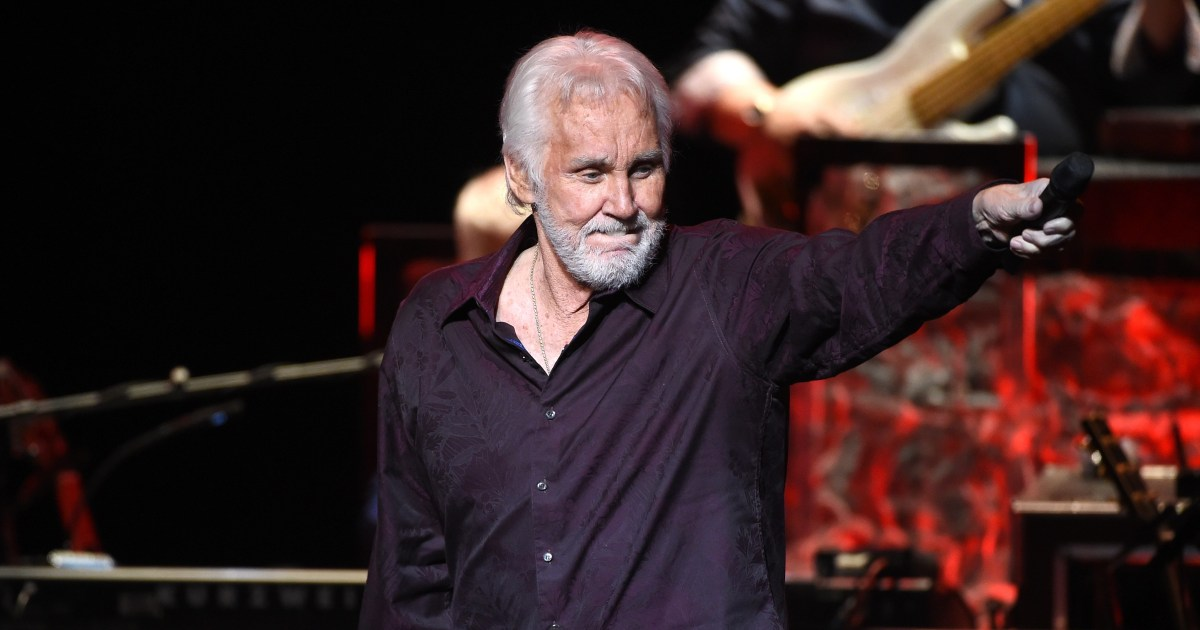 Country-Musik-Legende Kenny Rogers stirbt bei 81