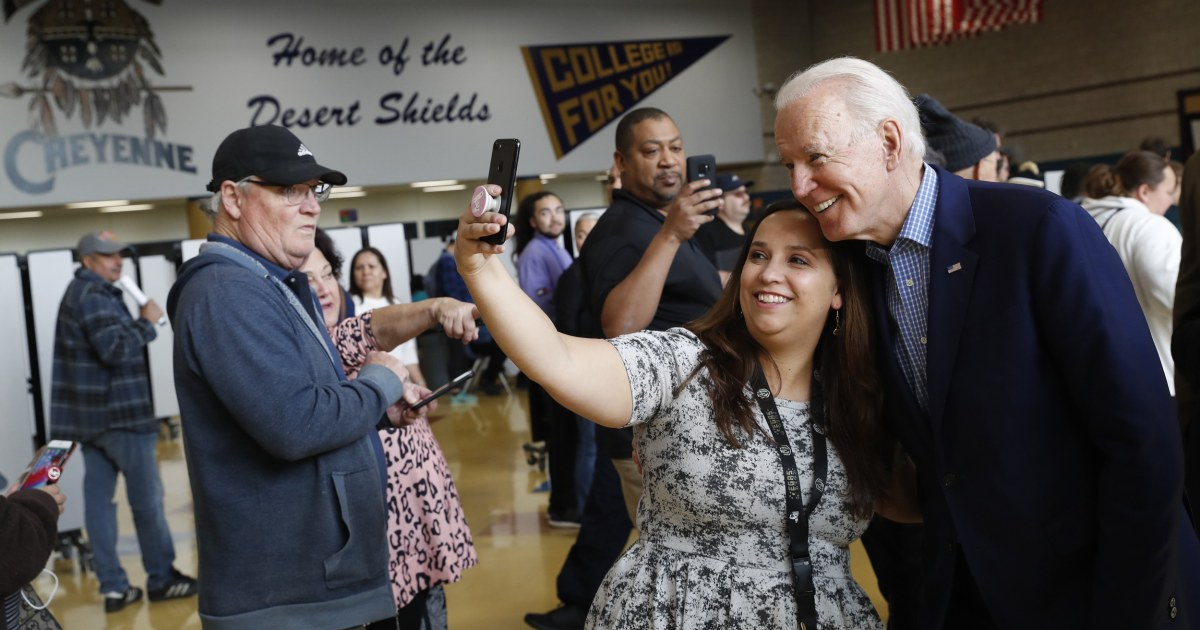 Democrats sound the alarm on Joe Biden's young voter problem