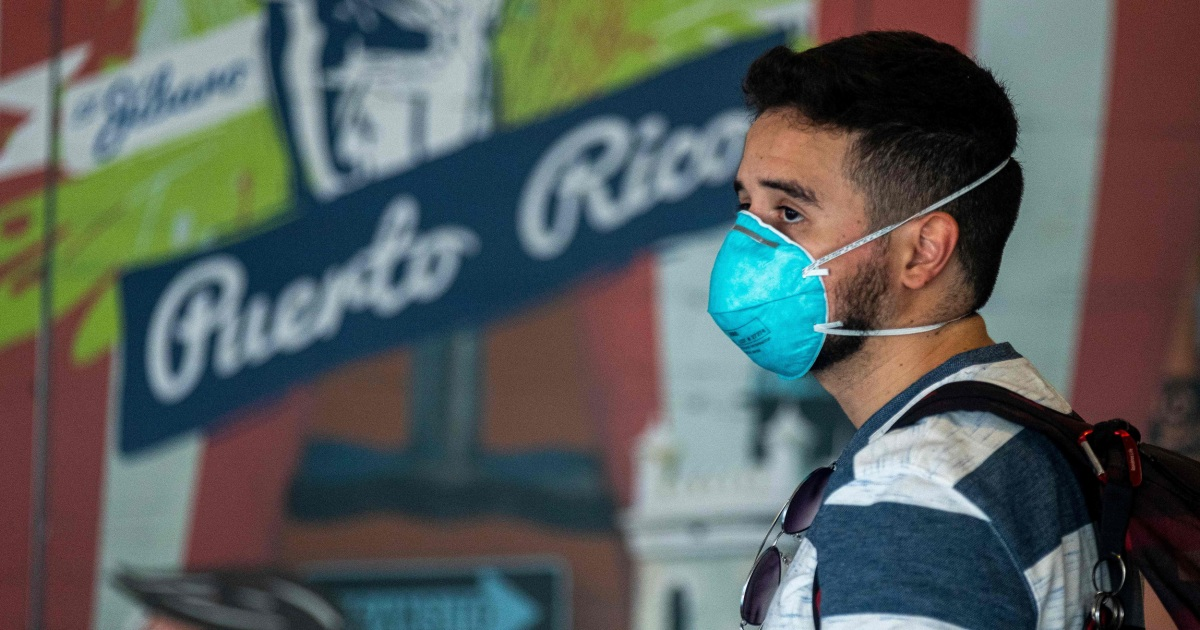 Puerto Rico muss medizinisch versorgt, aber Gesichter Einschränkungen