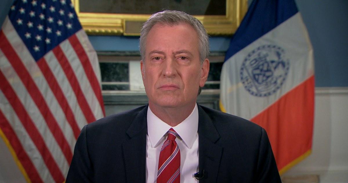 NYC Δήμαρχος: Αν Ατού δεν νόμου,