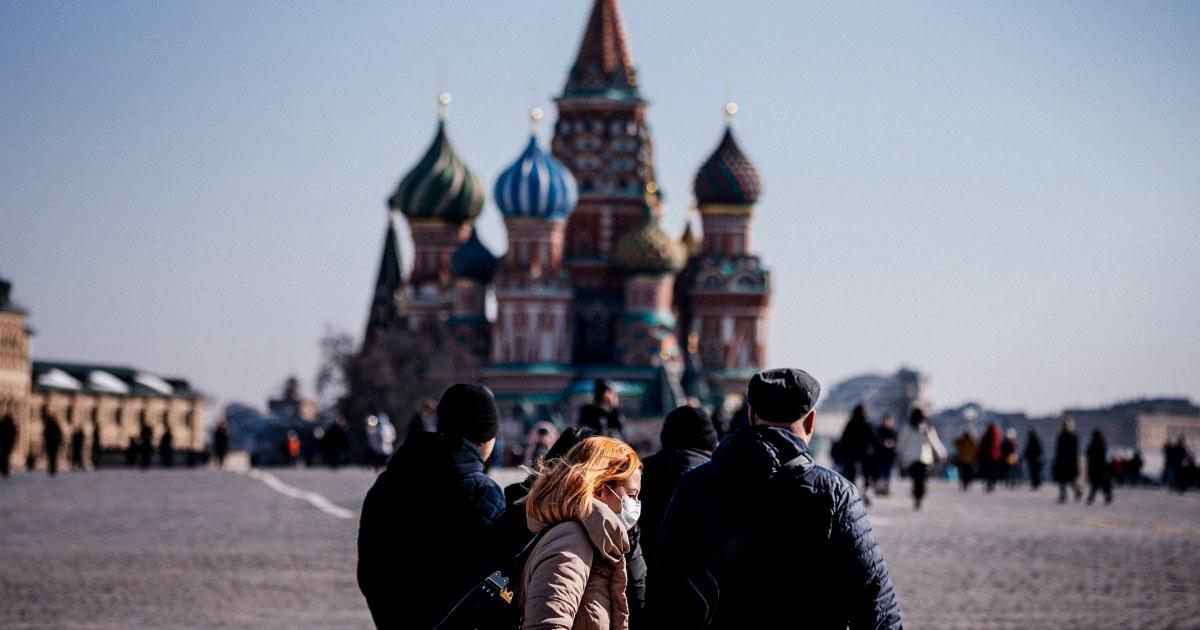 Russland ist niedrig Infektion-zahlen skeptisch gesehen, da die Nachfrage wächst für mehr action