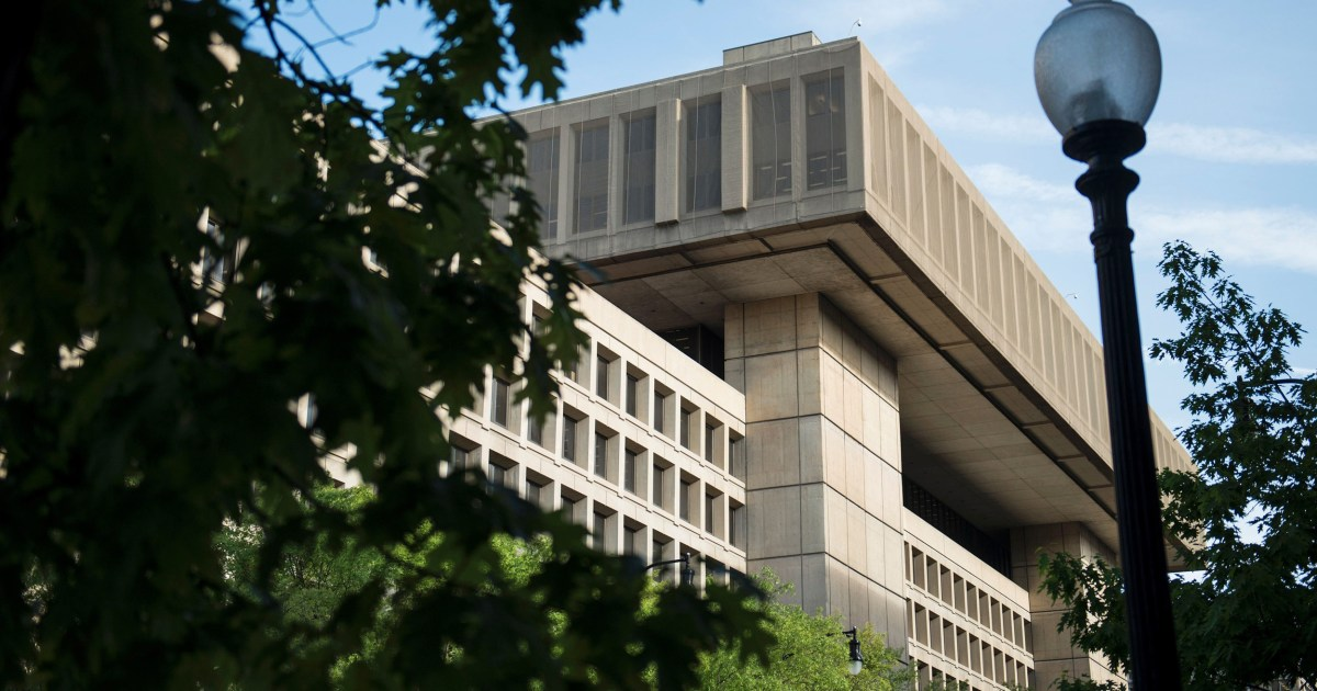 Controversy builds over Trump's interest in the FBI's building