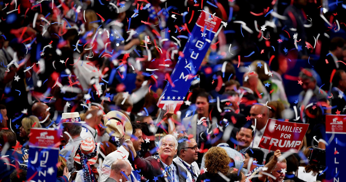 States are trying to lure the Republican National Convention away from North Carolina