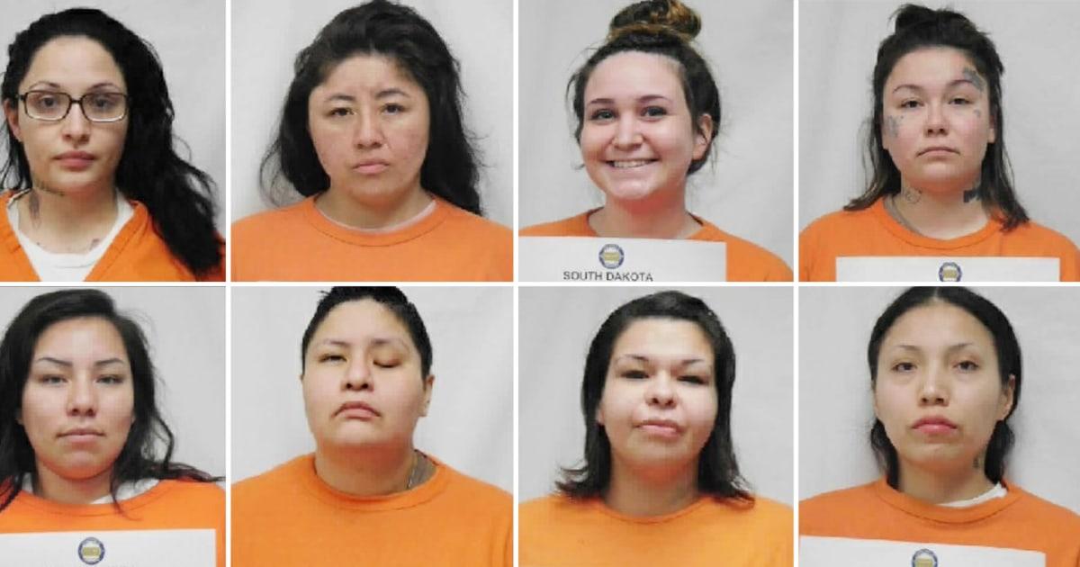 8 Häftlinge fliehen South Dakota Gefängnis, wo es war ein positiver coronavirus-test