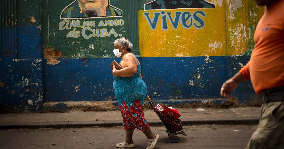 Κουβανοί επιτίθεται με coronavirus ανάμεσα ελλείψεις και εμπάργκο των ΗΠΑ
