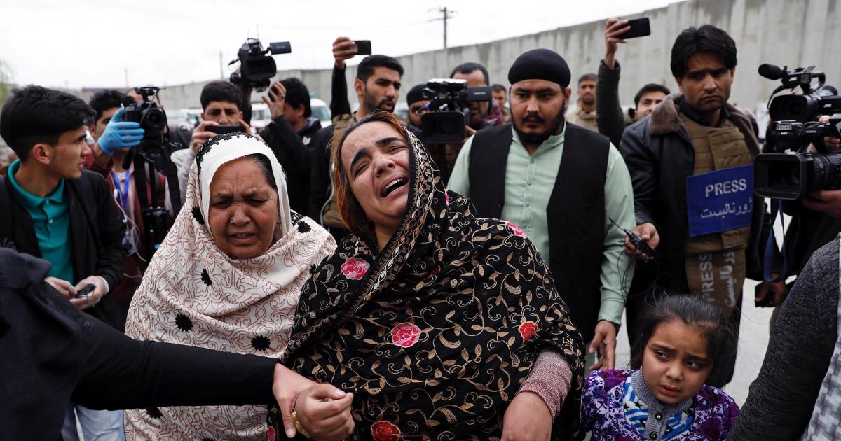 Ένοπλοι επίθεση Σιχ θρησκευτική συγκέντρωση στην Καμπούλ, σκοτώνοντας τουλάχιστον 4