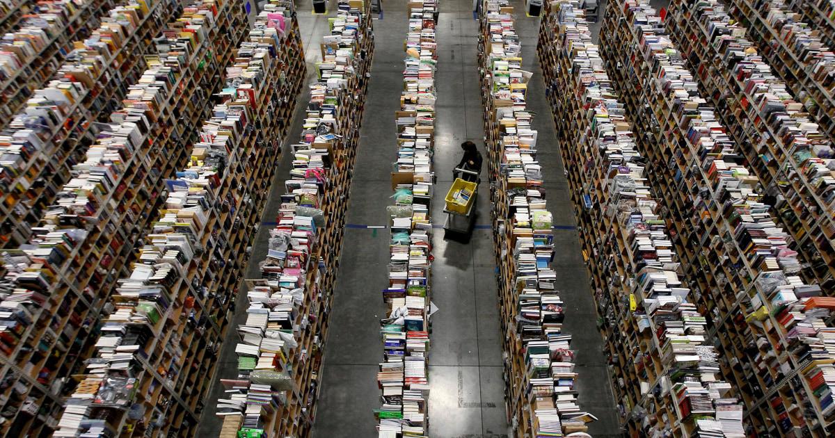 Το Amazon, το μεγαλύτερο αποθήκη hub έχει coronavirus περίπτωση. Εργαζομένων πρέπει να γίνουν αλλαγές.