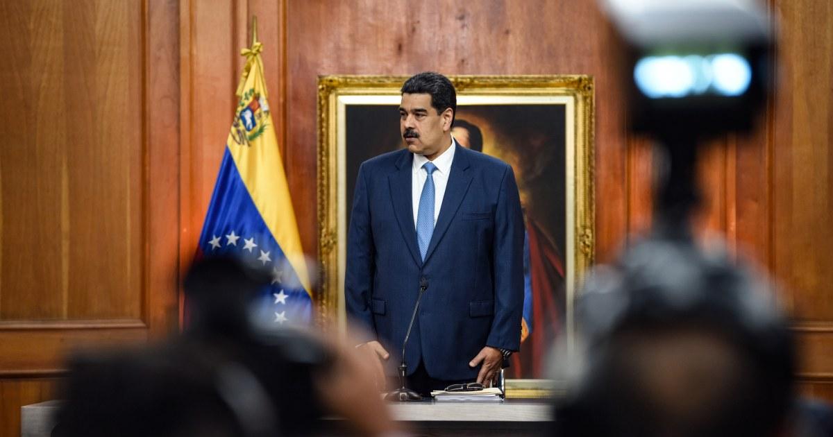 ΗΠΑ αρχεία διακίνησης ναρκωτικών κατηγορίες εναντίον του προέδρου της Βενεζουέλας