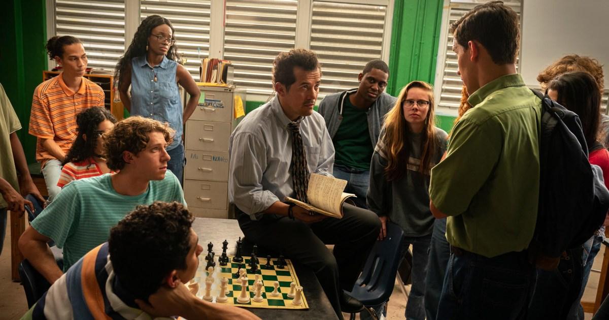 John Leguizamo, seine Schach-Film zu halten, ist immer noch zwei Schritte Voraus
