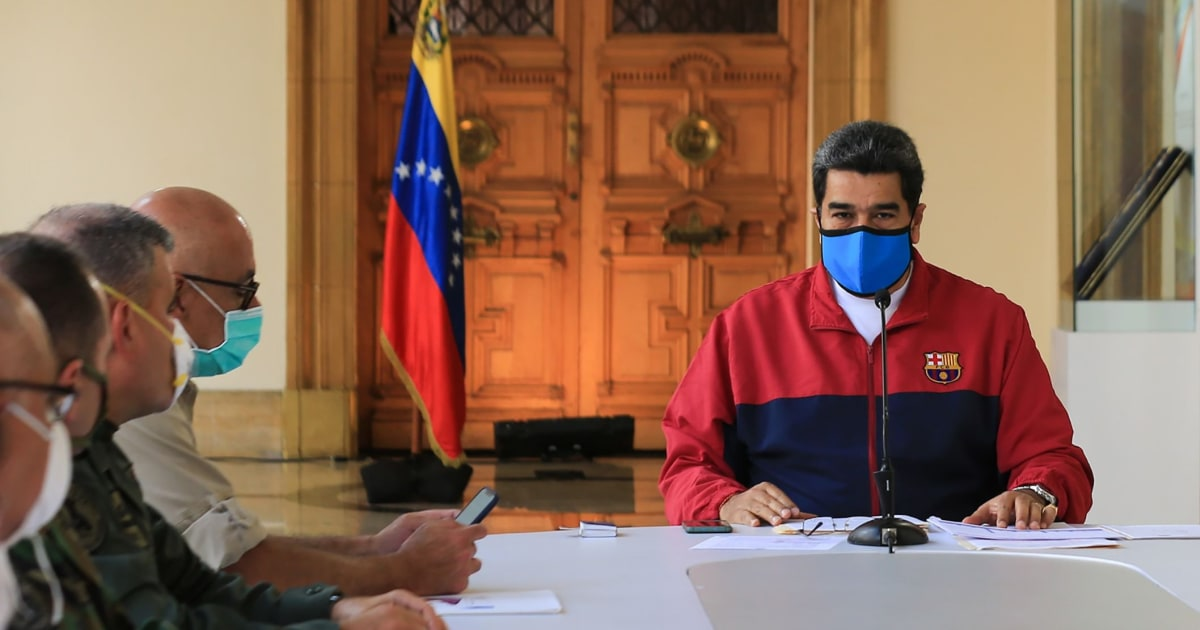 Venezuela government, opposition begin secret talks amid ...
