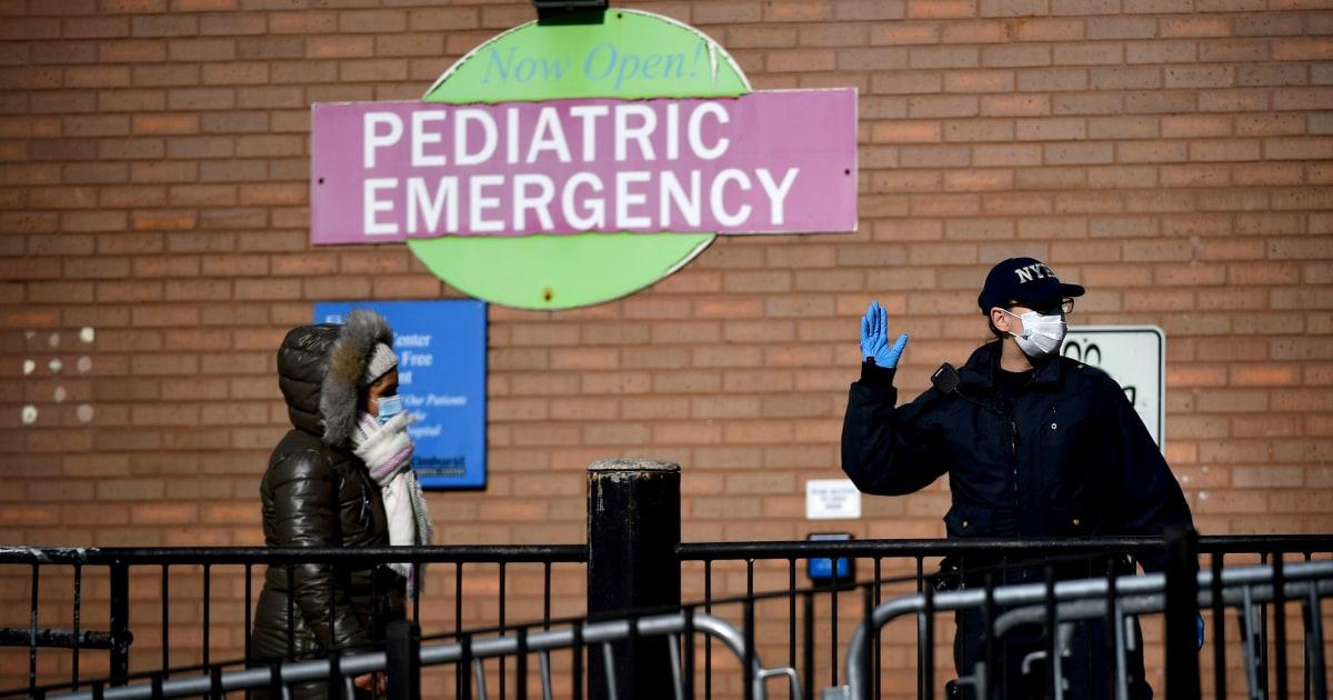 'So viele Patienten sterben': die Ärzte sagen NYC öffentlichen Krankenhäusern eingeholt von coronavirus