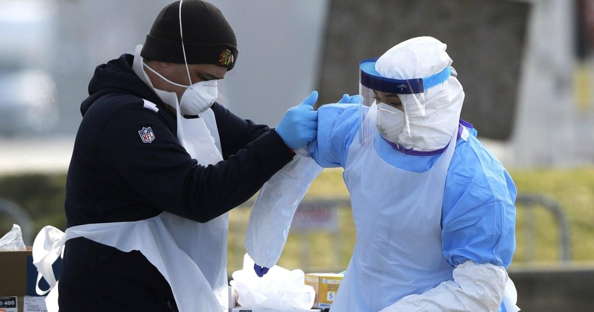 Προστατευτικό εξοπλισμό για το ιατρικό προσωπικό παραμένει ανεπαρκής, έκτακτης ανάγκης, οι γιατροί λένε