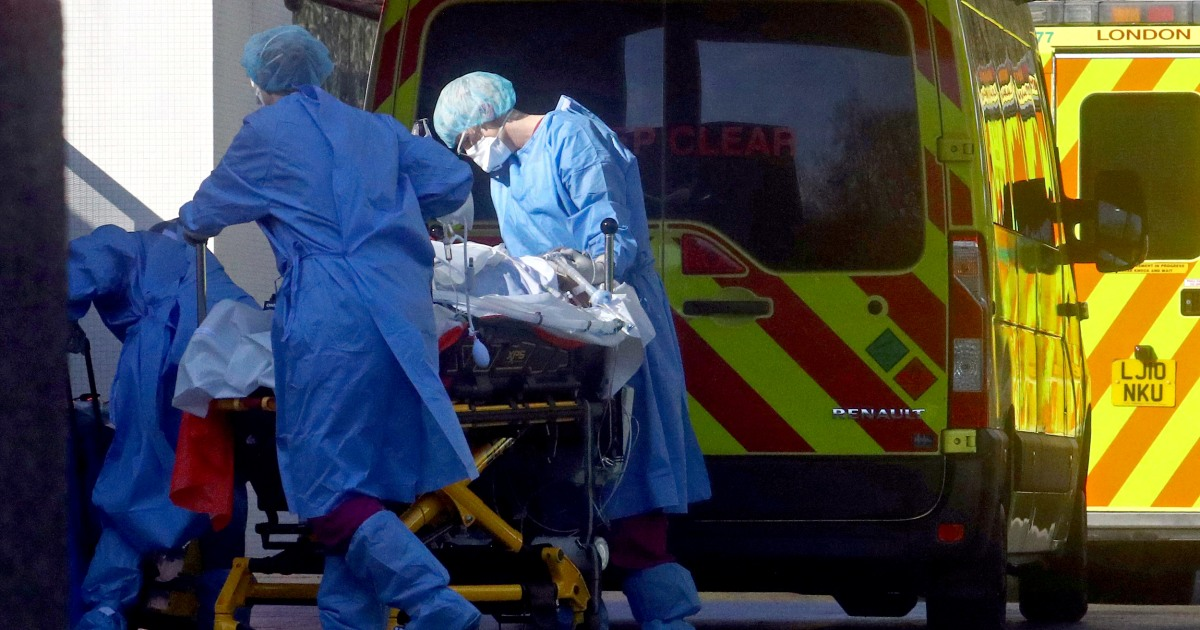 Ερωτήσεις όπως Βρετανός πρωθυπουργός και ο Πρίγκιπας Κάρολος πάρει coronavirus εξετάσεις, ενώ οι γιατροί δεν