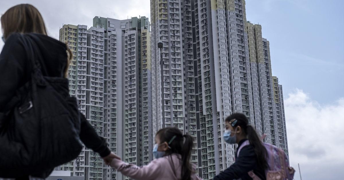 Μέσα μας coronavirus φόβους στο Χονγκ Κονγκ, θα είναι αργά κάνοντας χώρο για την ελπίδα