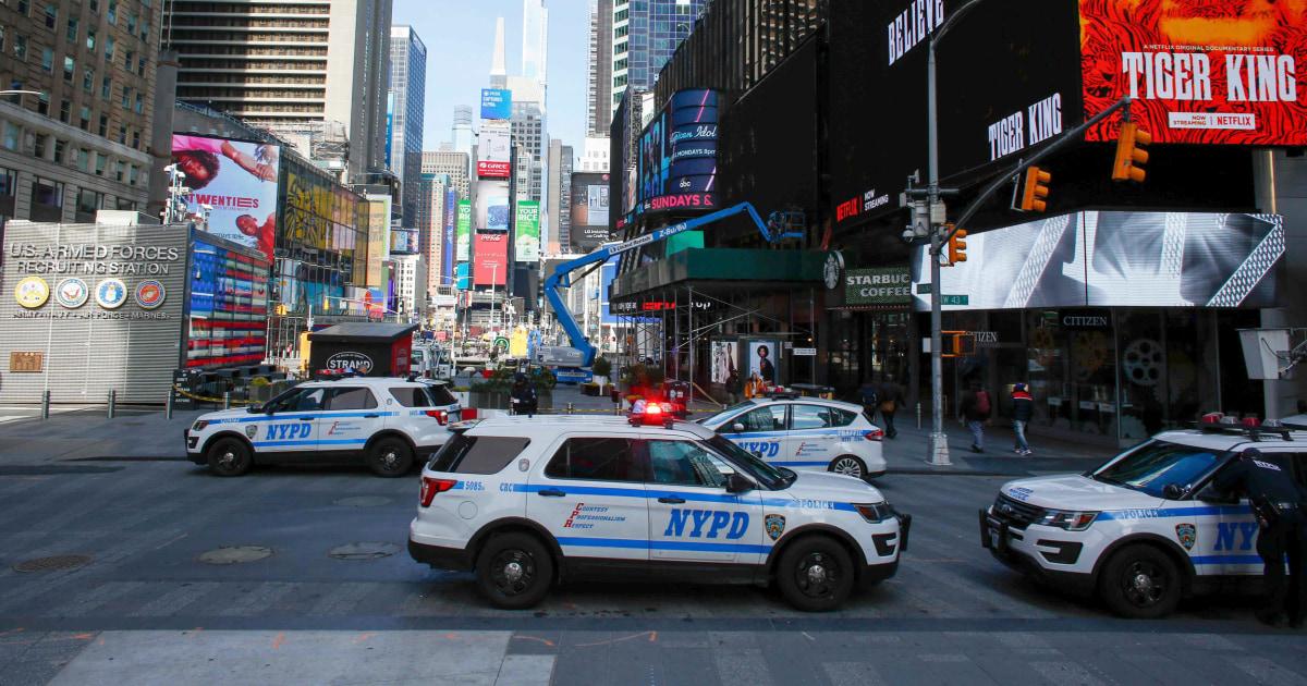 Η αστυνομία της νέας Υόρκης να χάσουν την πρώτη τους ορκιστεί βουλευτής, ντετέκτιβ, για να coronavirus