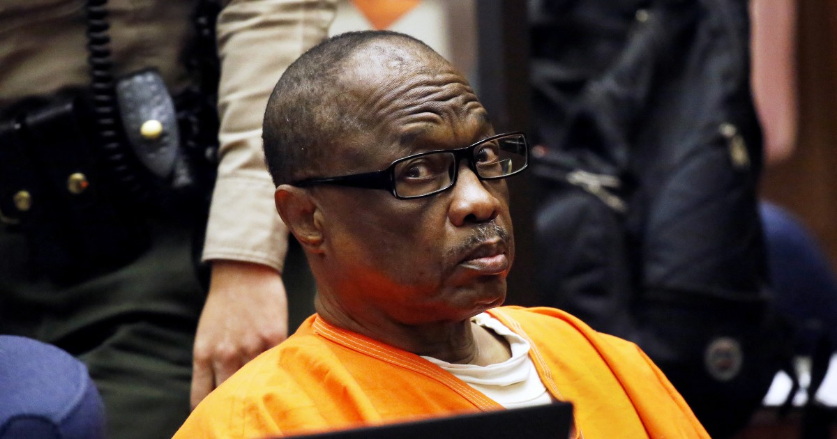'Grim Sleeper' serial killer Lonnie Franklin Jr. found dead in prison cell thumbnail