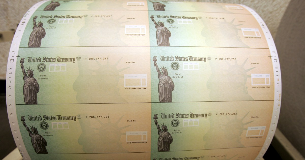 the stimulus check won u0026 39 t be in the mail for americans who owe child support