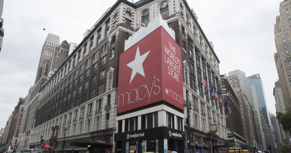 Macy's to start furloughing most employees amid coronavirus-related store closures