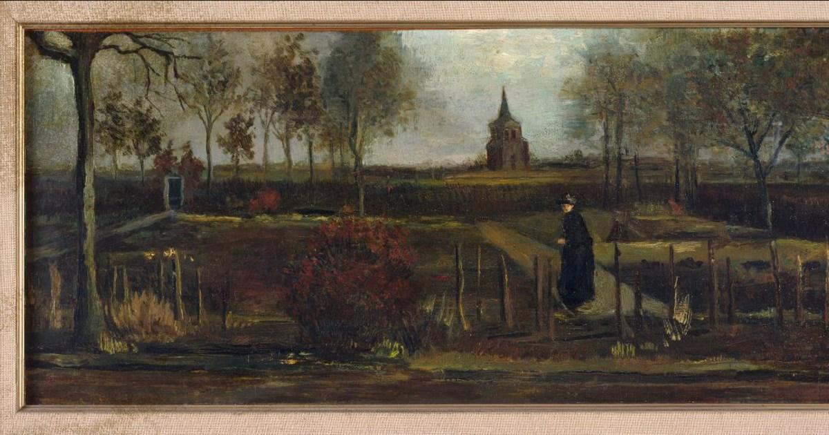 Vincent-van-Gogh-Gemälde gestohlen Fensterläden Niederlande museum