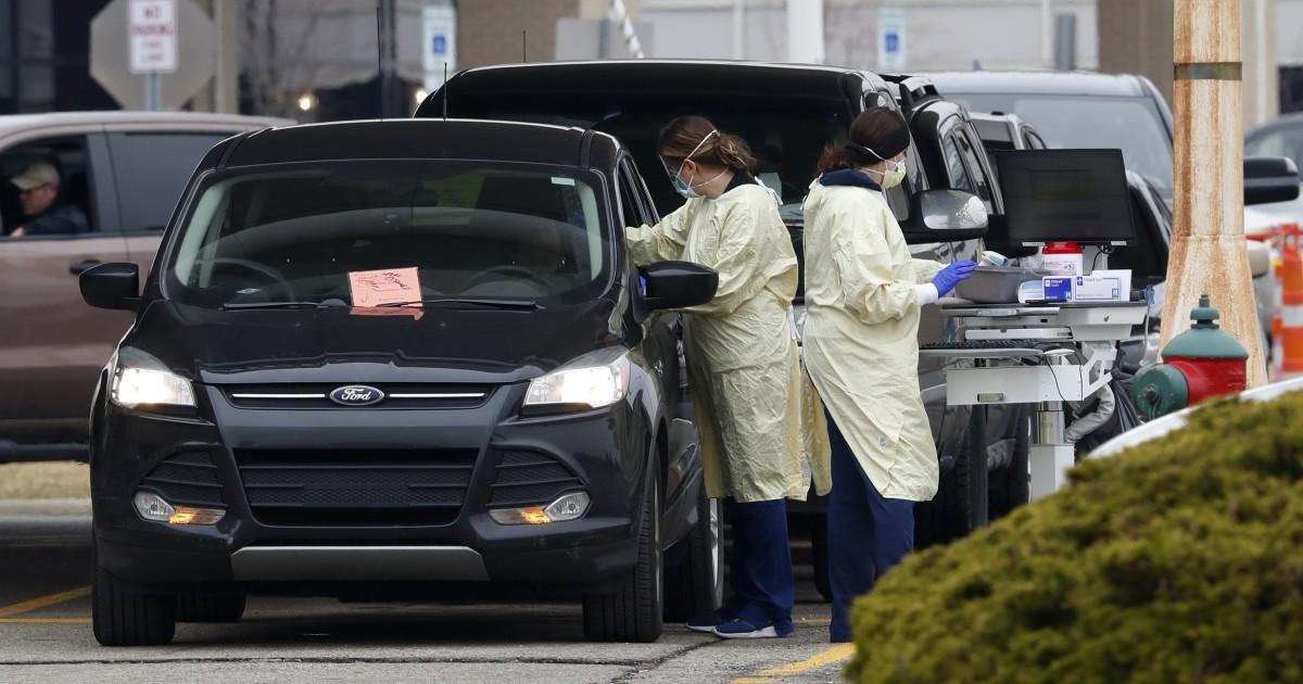Coronavirus kommt für Detroit: Warum bestimmte Michigan-Bewohner sind an der höheren Gefahr