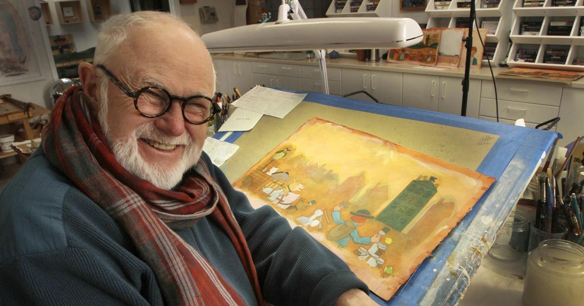 Tomie dePaola, συγγραφέας του αγαπημένη