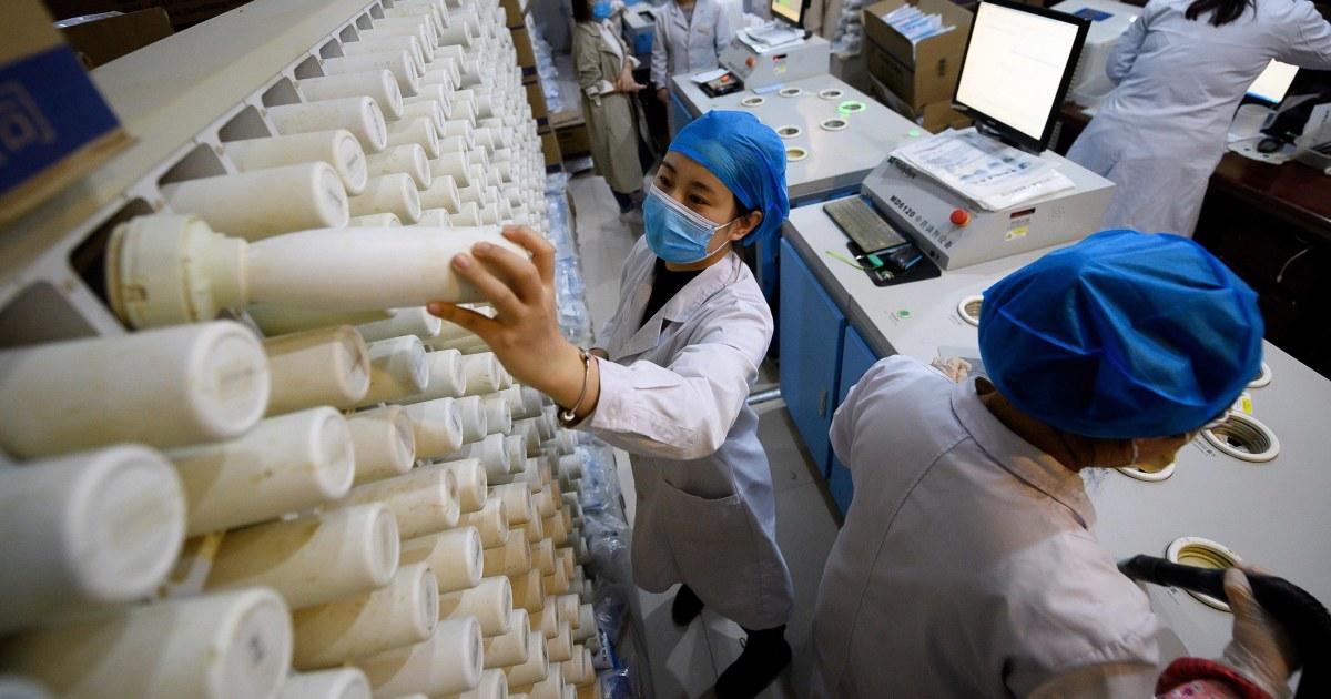 Para ilmuwan sengketa herbal Cina tradisi untuk mengobati COVID-19