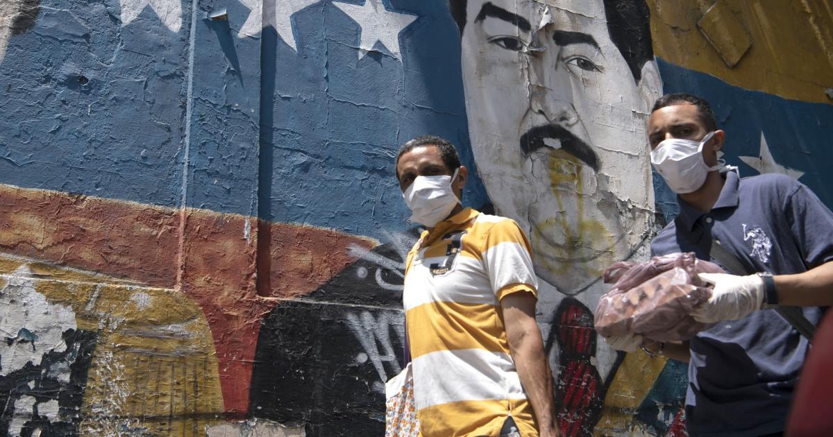 'Terbaik yang mereka bisa mendapatkan' atau lebih 'politik dari kebijakan?' AS menawarkan Venezuela kesepakatan