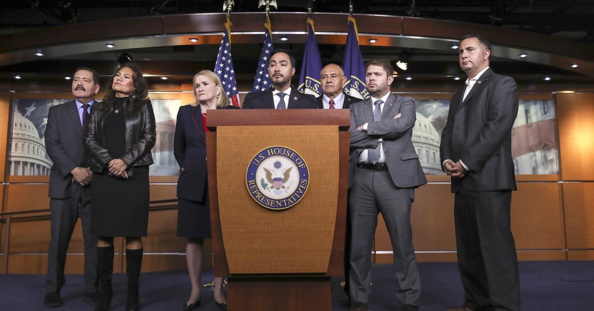 Congressional Hispanic Caucus panggilan di ES untuk melepaskan tahanan di tengah COVID-19 krisis