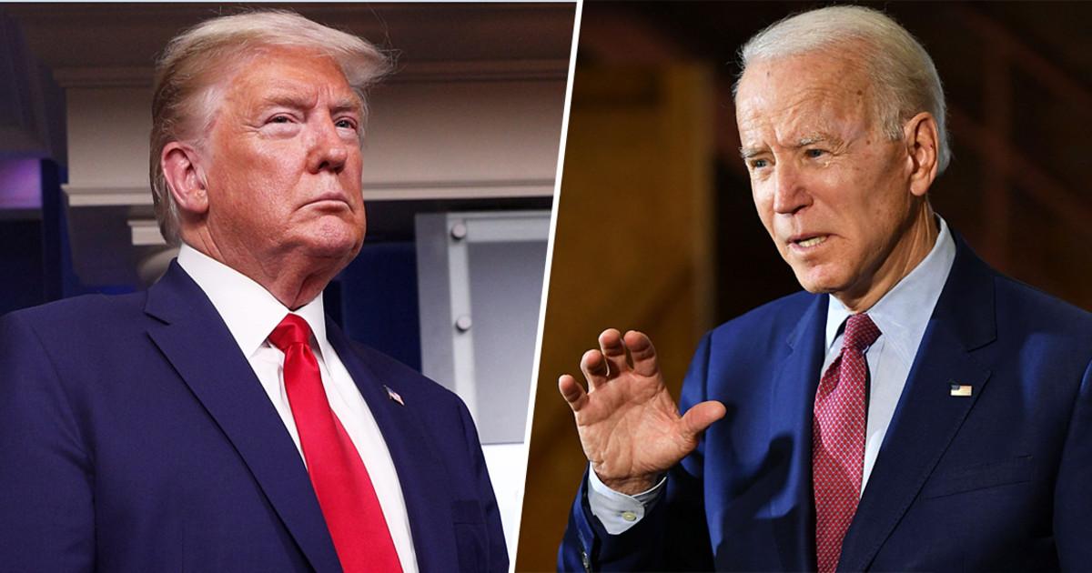 Pro-Trump super PAC-Ausgaben $10 Millionen angreifenden Biden