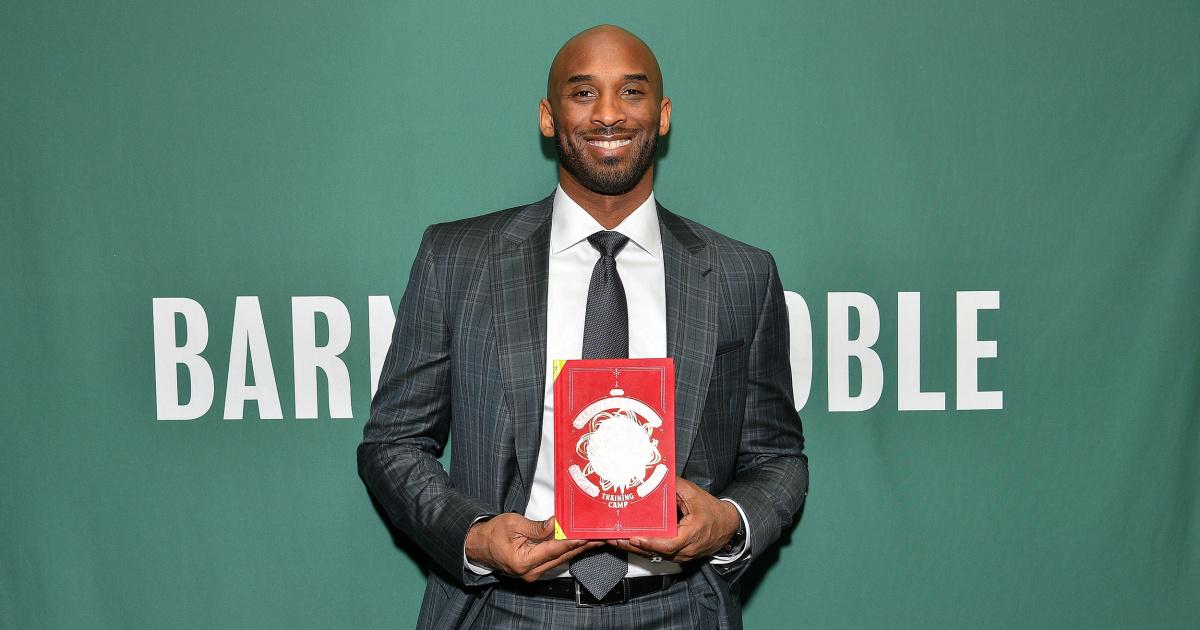 Kobe Bryant 's Buch