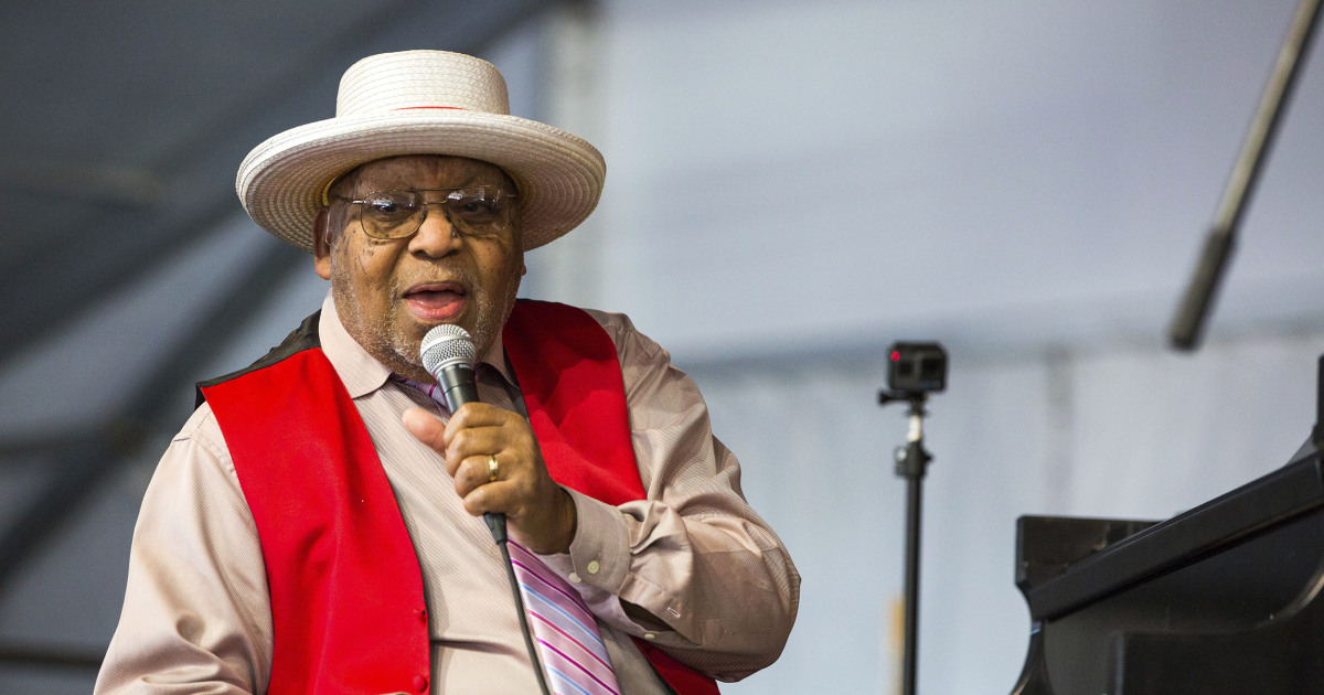 Jazz patriarch Ellis Marsalis dead at 85