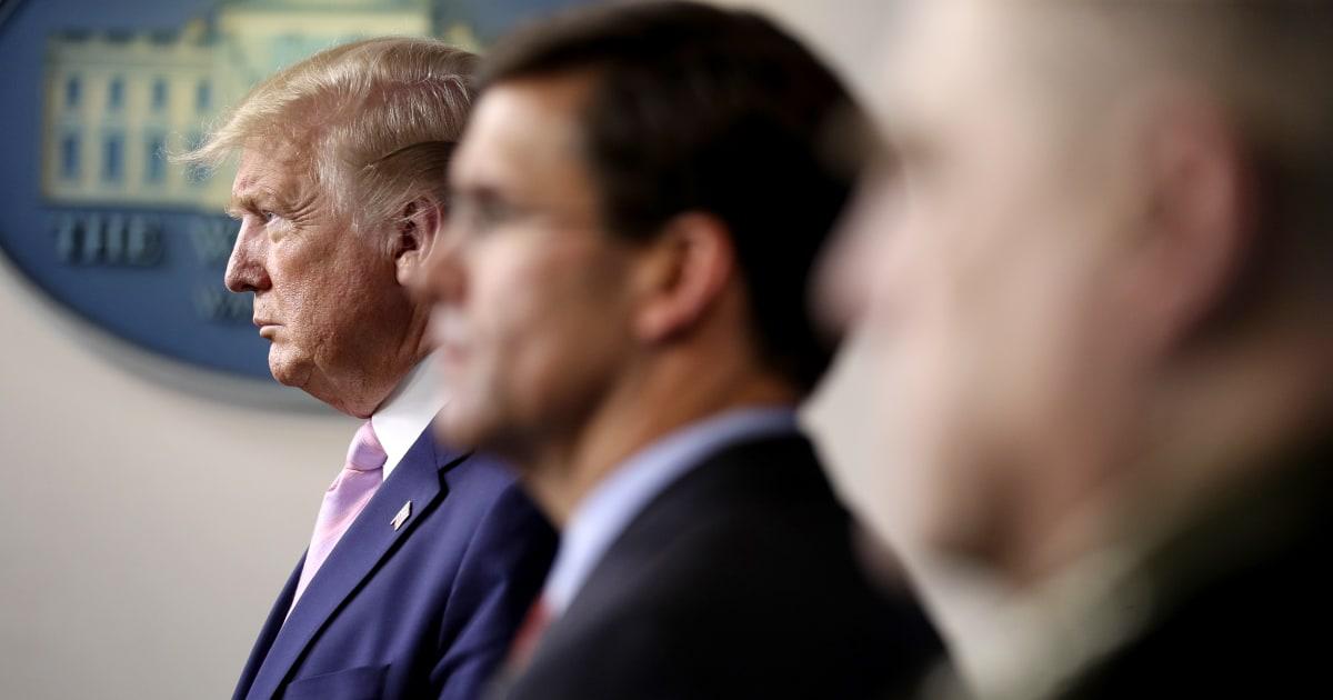 Trump admin kurangnya nasional yang terpadu coronavirus strategi yang akan biaya hidup, mengatakan selusin para ahli