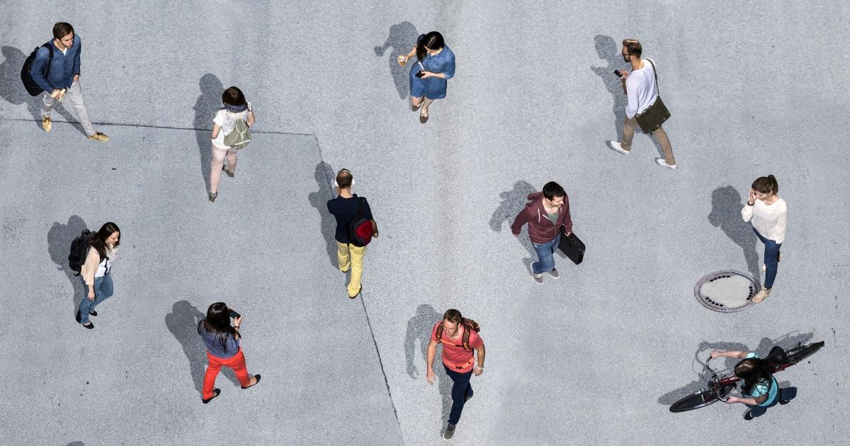 Πώς μια εφαρμογή μπορεί να πάρει τον κόσμο πίσω στην κανονική ζωή ... και ίσως να μας σώσει από το επόμενο ξέσπασμα