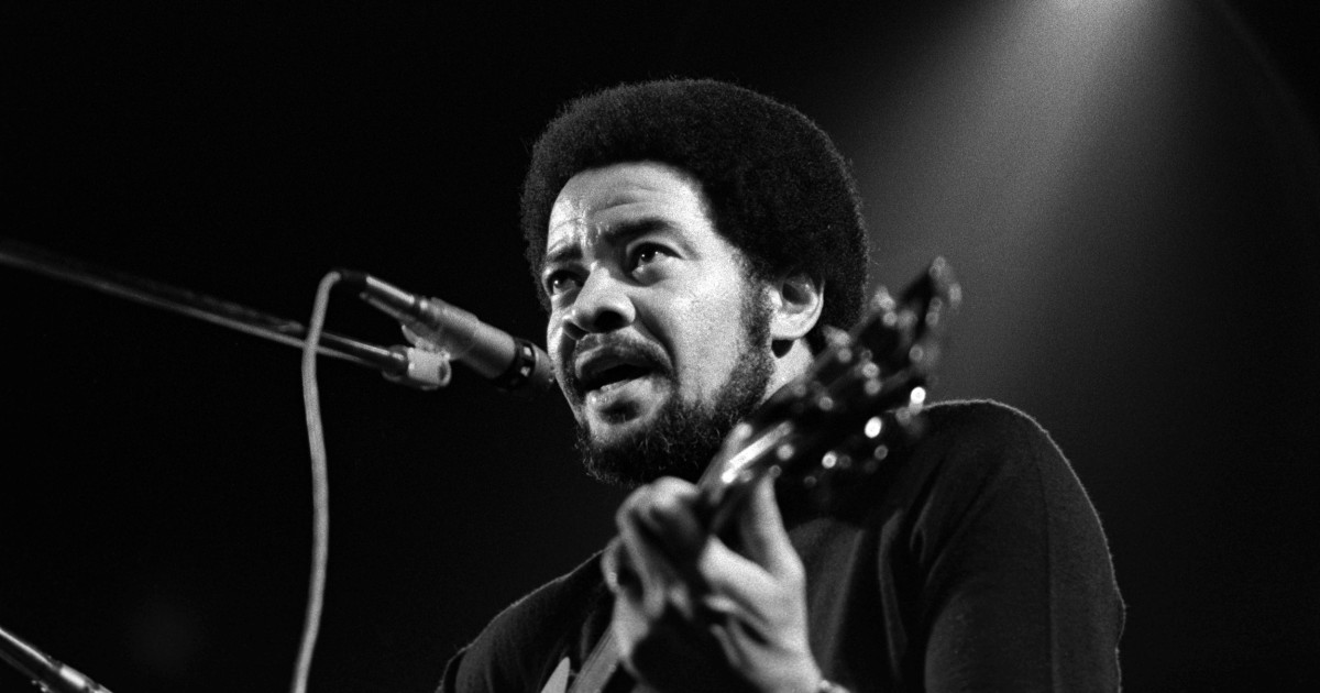 'Lean on Me' - Sänger Bill Withers stirbt bei 81