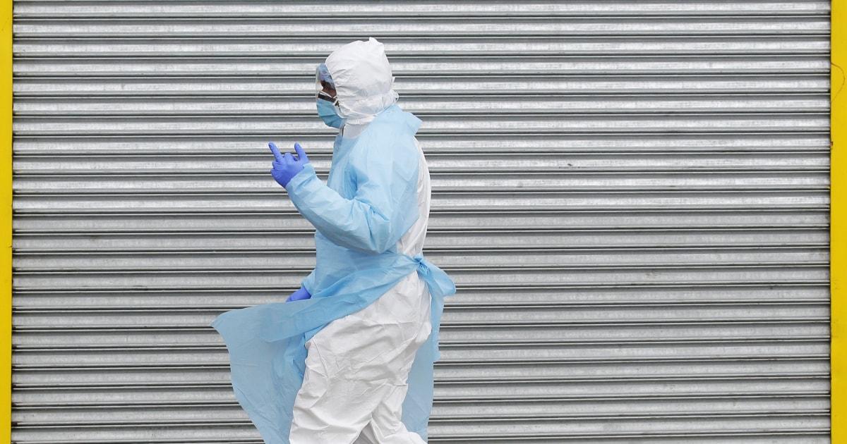 Medizinische Fachkräfte in N. Y. C. erzählen, wie Sie versuchen zu vermeiden, bringen coronavirus Hause