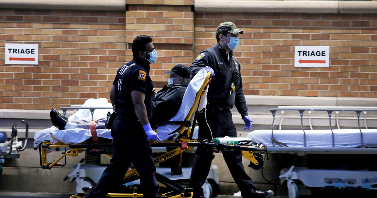 Το Obamacare υγείας προστασία πρόσωπό του την πρώτη αληθινή δοκιμασία σε coronavirus κρίση
