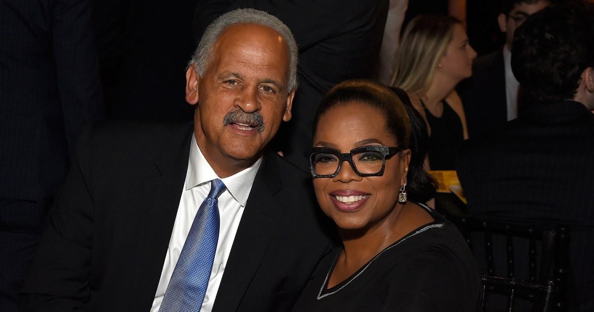Oprah Winfrey vereint mit Stedman Graham, wer war gesagt, um selbst-Quarantäne in Pension