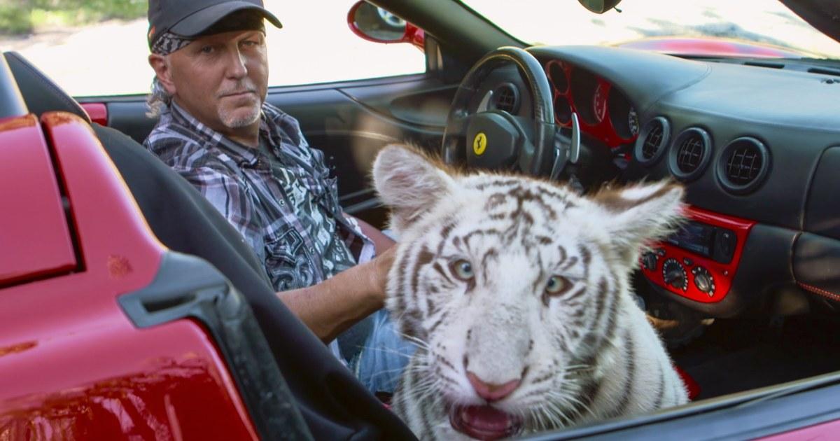 Baru 'Tiger King' episode mendatang untuk Netflix, docuseries subjek Jeff Lowe mengatakan