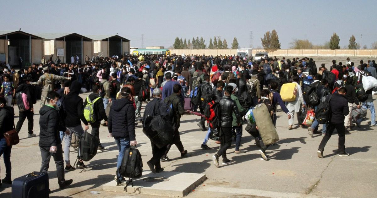 イランからのデータを作成しユーザーに提供、アフガニスタンの人避難宅に広がるウイルス
