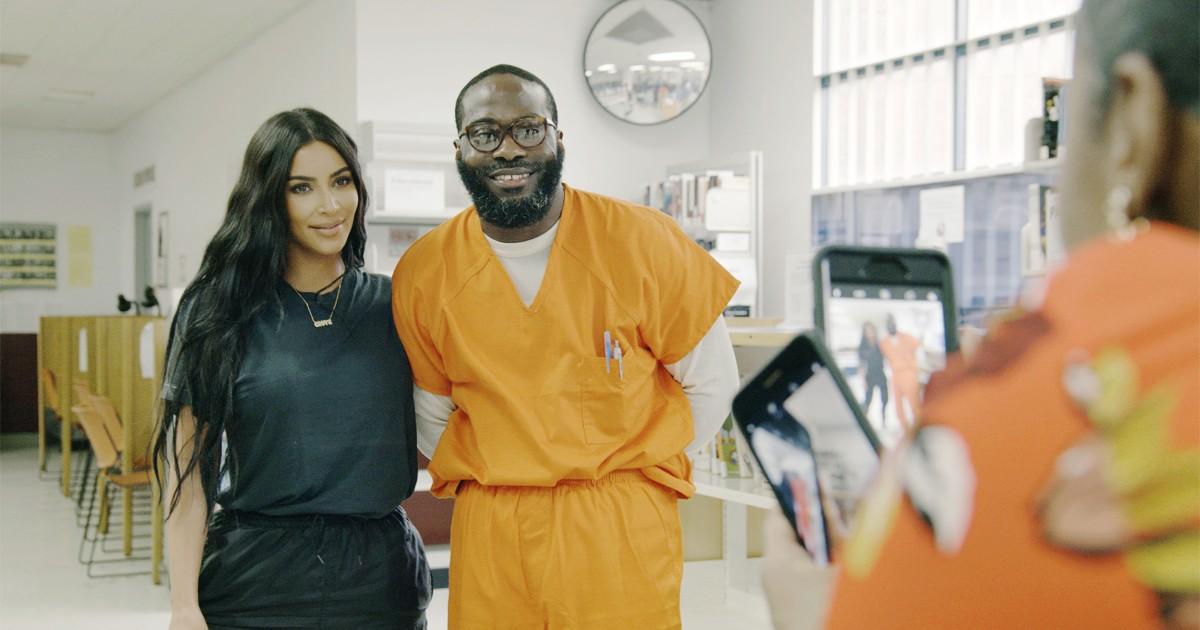 Maaf untuk para haters: Kim Kardashian peradilan pidana upaya ini adalah real deal