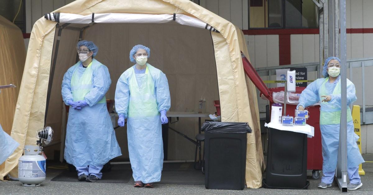 Wie zu helfen, ärzte, Krankenschwestern und Krankenhaus-Mitarbeiter an der front der COVID-19