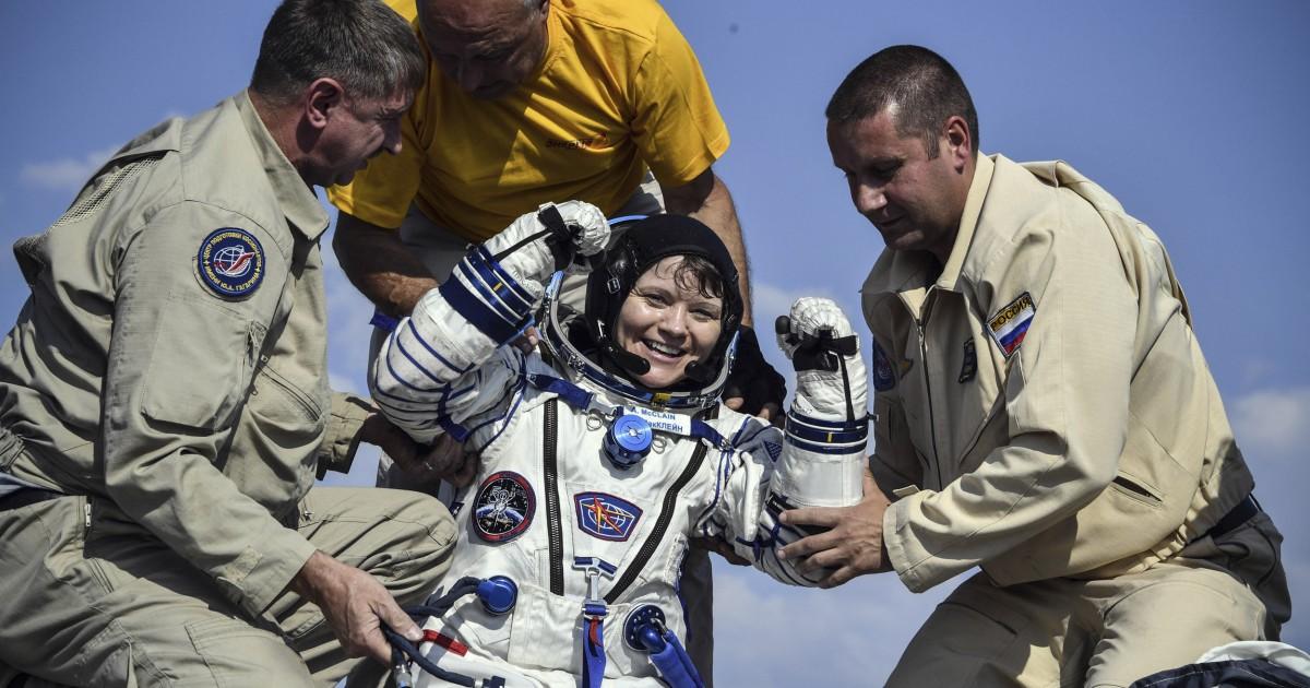 Wanita yang dituduh astronot NASA istri hacking rekening bank didakwa dengan tuduhan palsu