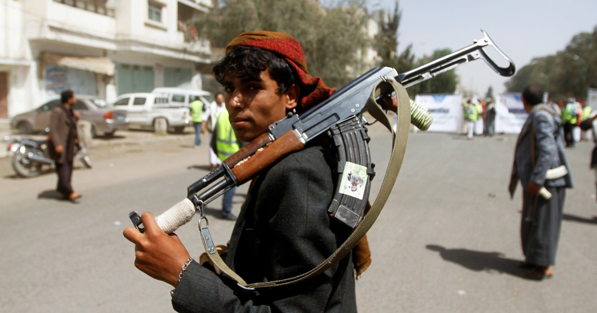 サウジ者発表イエメンの停戦中、パンデミック