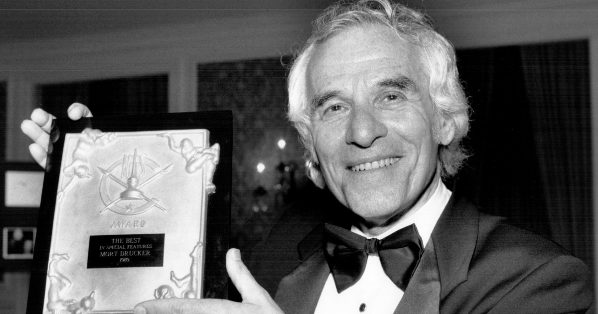 Majalah Mad ilustrator Mort Drucker dies at 91